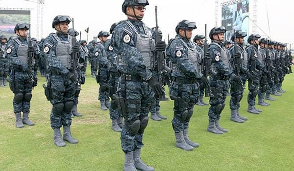 Requisitos para entrar a la gendarmería en México (1)