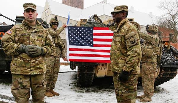 Requisitos para entrar al army de Estados Unidos