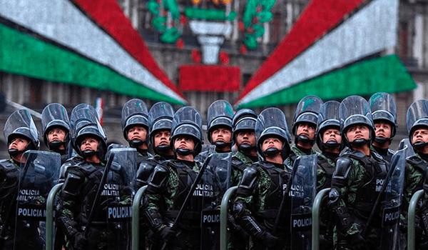 Requisitos para ingresar al ejército mexicano