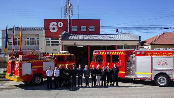 Requisitos para ser bombero en España (1)