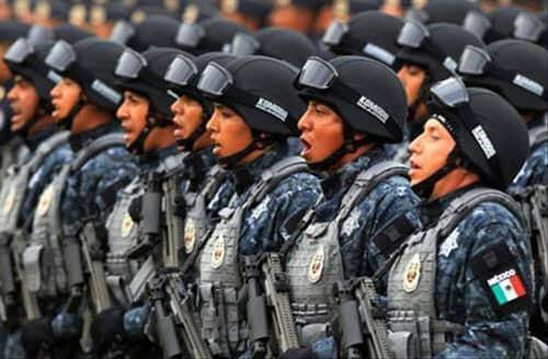Requisitos para entrar a la gendarmería en México 3 (1)