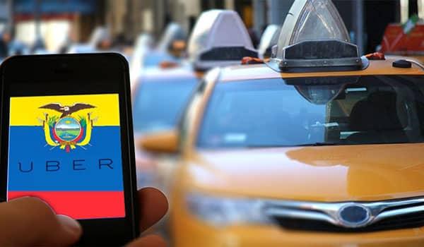 Requisitos para trabajar en Uber en Ecuador