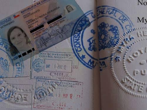 Requisitos para visa de trabajo en Chile 2