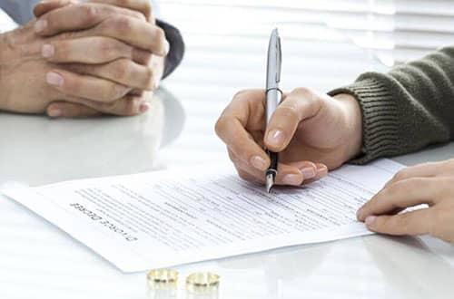 certificado de ingradivez para divorcio