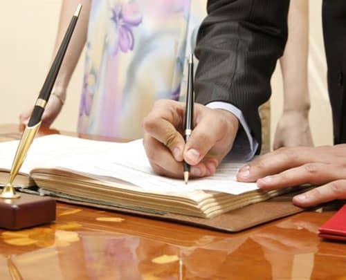 como conseguir el certificado de matrimonio
