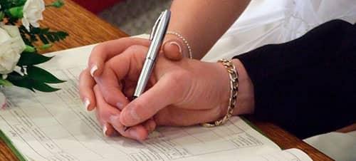 como tramitar el certificado de matrimonio